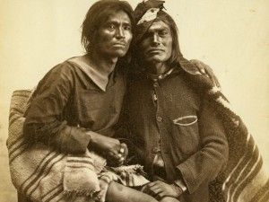 Navajo Same-Sex Couple