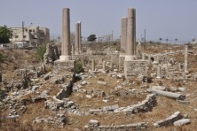 Ruins of Melqart Temple, Tyre